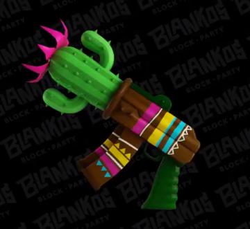 Cactus Gun
